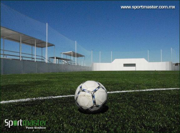 ... Cancha de fútbol rapido de pasto sintético 9d47702144fe7